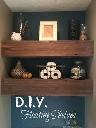 Reclaimed Wood Shelf Diy by Diy Reclaimed Wood Floating Shelves Design Destroy Rebuild