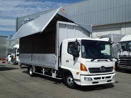 TRUCK-BANK.com - Japanese Used 11 Truck - HINO RANGER TKG-FD7JLAG ...