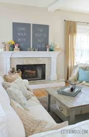 For City Farmhouse Seasons Spring Home Decor Mantle Of Easy Ating Ideas Design Sensational Mantel Photos Inspirations