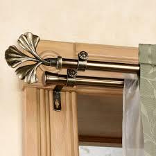Umbra Double Curtain Rod Bracket by Curtains Curtain Rod Extender Lowes Double Curtain Rods Allen