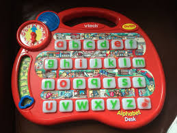 vtech smart alphabet picture desk vtech alphabet desk desk design ideas