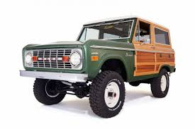 Check Out This 74 Bronco