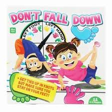 Image Is Loading Don 039 T Fall Down Twister Board Game