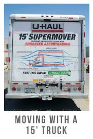 100 Rent A Truck To Move Moving With A 15 UHaul Moving Insider Tips U Haul Truck