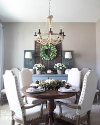 Cane Back Dining Chair Makeover From Blesser House