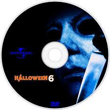 Halloween 6 Producers Cut Dvd by Halloween The Curse Of Michael Myers Movie Fanart Fanart Tv