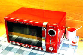 Red Kenmore Microwave Nostalgia Electronics Electrics Retro Series Oven Manual