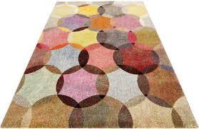 teppich modernina esprit rechteckig höhe 13 mm kurzflor in moderem design wohnzimmer