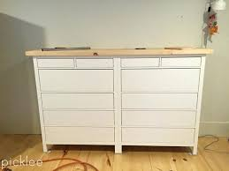 Ikea Hemnes Dresser 6 Drawer Instructions by Ikea Hemnes Chest Of 6 Drawers Instructions U2013 Give A Link