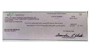 consumer financial protection bureau consumer financial protection bureau puts settlement checks in the