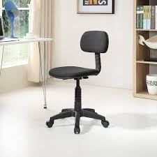 Walmart Swivel Chair Hunting hodedah armless office chair walmart com