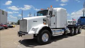 100 Tri Axle Heavy Haul Trucks For Sale Used Kenworth T800 Georgia GA Porter Truck