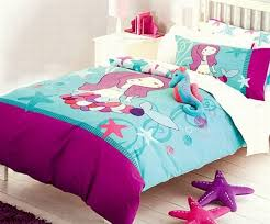 little mermaid bedding set for toddler bedding sets simple queen