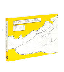 Nike Jordan Coloring Book Sneaker App Colouring Pdf Home Shop By Brands Chronicle Books The