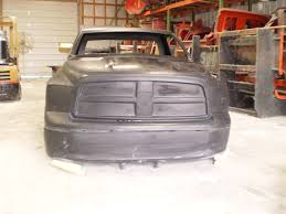100 Dodge Truck Body Parts GTS Fiberglass Design
