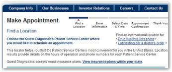 Also as information Quest has a Patient Assistance program for those who do not have insurance and you can find additional information here and they are