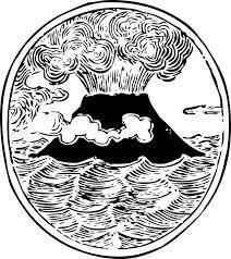 Volcano Eruption Fume Crater Volcanic Erupting