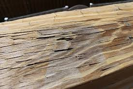 Drum Floor Sander For Deck by How Do I Prepare This Cracked Deck Wood Surface For Staining