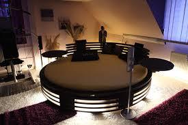 Chambre Avec Lit Rond Lit Rond Design Pour Le De Smart Bed Découvrez Le Lit Rond
