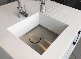 100 Hi Macs Sinks The New AXIX HIMACS Sinks Are An Undermount Sink Range That