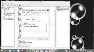 fix prolific usb to serial comm port for windows 8 windows 8 1