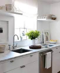 kitchen with with 2 faucets design ideas