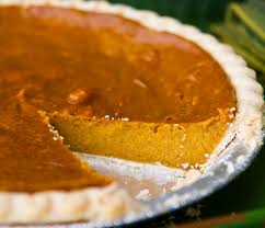 Pumpkin Pie Without Crust And Sugar by Four Ingredient Vegan Pumpkin Pie