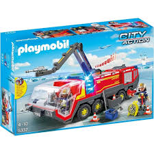 Playmobil Airport Fire Engine With Lights & Sound 5337 - £45.00 ... Lego Technic Airport Rescue Vehicle 42068 Toys R Us Canada Amazoncom City Great Vehicles 60061 Fire Truck Station Remake Legocom Lego Set 7891 In Bury St Edmunds Suffolk Gumtree Cobi Minifig 420 Pieces Brick Forces Pley Buy Or Rent The Coolest Airport Fire Truck Youtube Series Factory Sealed With 148 Traffic 2014 Bricksfirst Itructions Best 2018