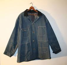 60's Denim Lined Barn Chore Coat Sears Work N Leisure XL. $125.00 ... Deadstock 1960s Prison Jail Chore Jacket Indigo Selvedge Dickies Mens Denim Zip Coat At Amazon Clothing Store Blanket Lined Big Tall Boot Barn Womens Wool Coats Parkas Outerwear Filson 60s Sears Work N Leisure Xl 12500 Woolrich Field With Removable Ling Excellent Vintage Lee 81 Lj Chore Jacket 44 R 30s 40s Barn Coat Best 25 Sherpa Denim Jacket Mens Ideas On Pinterest Levis Refashioned Detroit Co Wild Outdoor Apparel Vintage 1950s Iron Charlie C Wonder Water Resistant Quilted Printed Ling