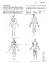 Anatomy Coloring Book Muscles With Guide Of