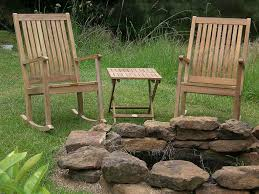 100 Wooden Outdoor Rocking Chairs Highback Chair RKC