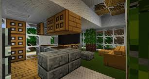 Inside Minecraft Kitchen Design Minecraft Pinterest