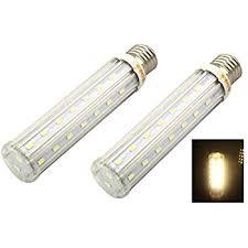 bonlux medium e26 base led t10 tubular light bulb 15w