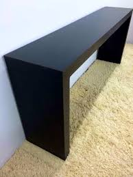 Walmart Metal Sofa Table by Bedroom Alluring Sofa Table And Furniture Modern Black Tables