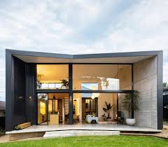100 Modern Home Designs Sydney Cement Metalwrapped Extension Design In AU