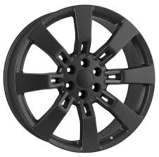 100 Oem Chevy Truck Wheels 20 Inch Black Silverado Tahoe Avalanche Colorado Suburban Rims