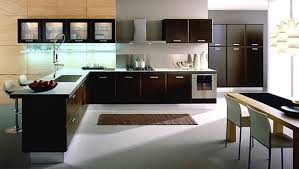 cuisine marron et blanc cuisine marron et blanc cuisine marron et blanc leroy photo