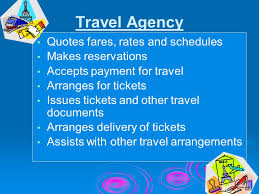 25 Travel Agency Quotes