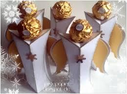 Ferrero Rocher Christmas Tree Box by Rocher Engel Geschenke Kleinigkeit Zu Weihnachten Cameo