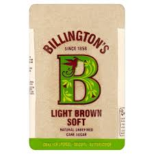 Morrisons Billington s Light Brown Sugar 1kg Product Information