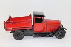 Pressed Steel - We Stock Heirloom Toy Soldiers And Quality Antique Toys Truck Trailer Toy First Gear Peterbilt 351 Day Cab With Dual Dump Trailers Farmer Farm Tractor And Kids Set Onle4bargains 164 Scale Model Truckisuzu Metal Diecast Trucks Semi Hauler Kenworth And Mack Unboxing Big 116 367 W Lowboy By Horse Hay Biguntryfarmtoyscom Bayer Equipment Custom Bodies Boxes Beds Amazoncom Daron Ups Die Cast 2 Toys Games A Camping Pickup