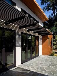 Metal Awnings For Windows Aspen Roofing Modern Metal Awnings