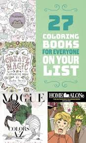 Many New Coloring Book Titles Are Being Marketed To Stressed Out Work Addled Adults Who Benefit From The Quiet Zen That A Session Can Br
