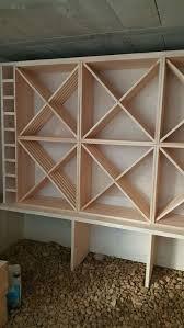 idée relooking cuisine casiers pour bouteilles casier vin cave
