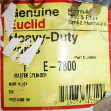 Euclid Brake Master Cylinder E-7800 ⋆ DP Equipment LLC One Rough Ride For South Euclid Refighters Clevelandcom 130513 Full Set King Pin Kit Mack R F Model Heavyweight Early Euclidhitachi R190 Articulated Dump Trucks Adts Cstruction R35 1960 Euclid 301td Tpi Blackwood Hodge Memories 1993 Off Road End Dump Truck Sale Noreserve 40 C Truck Adt Price 6971 R90 1997 3d Model Vehicles On Hum3d Stock E886 Parts By Number