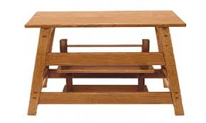 Collapsible Step Stool, Folding Wooden Step Stool Chair ...