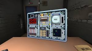 Mars Air Curtain Control Panel by Hands On With The Launch Games Of The Oculus Rift And Oculus Touch
