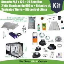 kit chambre culture vente kit chambre de culture 240 x 240 2x600 w adjust a wings