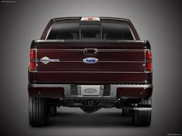 Ford F-150 Harley-Davidson (2010) - Pictures, Information & Specs
