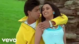 kuch kuch hota hai lyric title track shah rukh khan